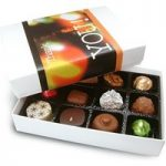 12 Personalised Wrap Chocolate box – Superior