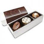 3 Personalised Wrap Chocolate Box – Luxury