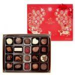Godiva, 20 Assorted Christmas Chocolate Gift Box