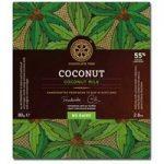 Chocolate Tree, Coconut, no dairy 55% milk chocolate bar