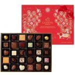 Godiva, 30 Assorted Christmas Chocolate Gift Box