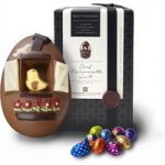 Oeuf Maisonnette, Milk chocolate Easter egg – Large Easter egg