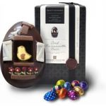 Oeuf Maisonnette, Dark chocolate Easter egg – Large Easter egg