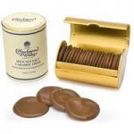 Charbonnel et Walker, Milk Chocolate Sea Salt Caramel Thins