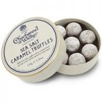 Charbonnel et Walker, Milk Sea Salt Caramel Chocolate Truffles – 120g box – Best before: 5th September 2017