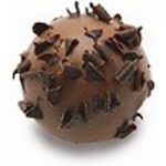 Zabaglione chocolate truffle wedding chocolates