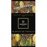 Amedei Blanco de Criollo chocolate bar – Best before: 15th January 2018