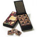 Porcelana, 70% dark chocolate neapolitans