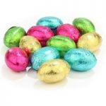 Mixed colours mini Easter eggs – Bag of 100 (approx.)