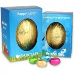 Personalised boxed Easter egg (medium)