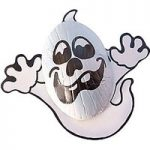 Chocolate ghosts – Bag of 10