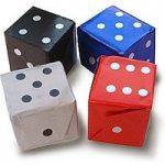 Praline dice – Bag of 20