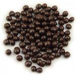 Dark chocolate pearls – Medium 400g bag