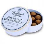 Charbonnel et Walker, Dark Sea Salt Caramel Chocolate Truffles