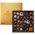Godiva, Gold Collection, 34 Chocolate Gift Box