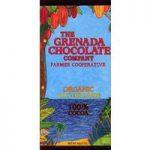 Grenada Chocolate Company, 100% cocoa bar