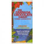 Grenada Chocolate Company, Salty-Licious dark chocolate bar