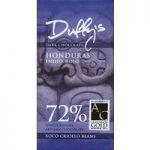 Duffy's, Honduras Indio Rojo, 72% dark chocolate bar – 60g bar
