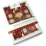 Luxury marzipan selection gift box 182g