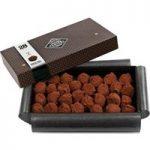Chocolate truffles gift box