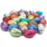 Filled mini Easter eggs – Bulk drum of 230