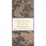 Original Beans, Esmeraldas milk & sea salt chocolate bar