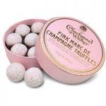 Charbonnel et Walker Pink Marc de Champagne truffles – 135g box