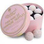 Charbonnel et Walker Pink Marc de Champagne truffles – 275g box