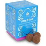 Prestat, Sea Salt Caramel Dark Chocolate Truffles – Best before: 31st October 2017