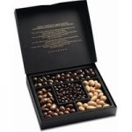 Valrhona Equinoxe Collection enrobed nuts and fruit box 500g