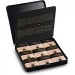 Valrhona Tin of Jivara milk chocolate squares
