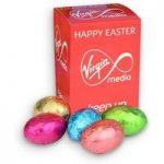 Personalised mini Easter egg box
