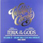 Willie's, Milk of the Gods, 44% milk chocolate bar