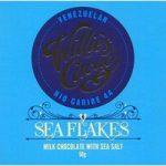 Willie's Milk chocolate with sea salt bar