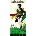 Zotter, Labooko Ecuador, Arriba Los Rios, 75% dark chocolate bar