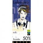 Zotter, Labooko Ecuador, 50% milk chocolate bar